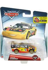 Cars Coches Carbon Racers. Mattel DHM75