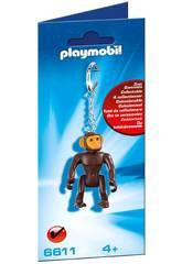Playmobil Portachiavi Scimpanzé
