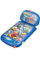 The Amazing Spiderman Super Pinball