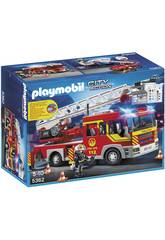 Playmobil Camión de Bomberos y Escalera