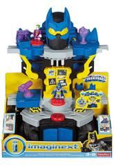 Imaginext Batcueva Transformable Mattel DNF93