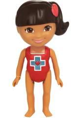 Dora Muñecas de Baño Mattel Y1422