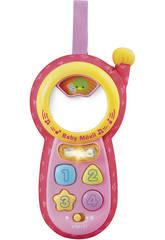 Telefono Baby Movil Rosa