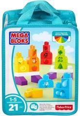Megabloks Sac Construis et Apprend