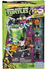 Mega Bloks Tortugas Ninja Camara de Mutación