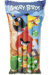 Materassino da 119 x 61 cm. Angry Birds