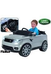 Range Rover 6 V. Graue Lichter und Töne