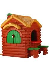 Casa Feber Woodland Cottage con Sonidos Famosa 800002884