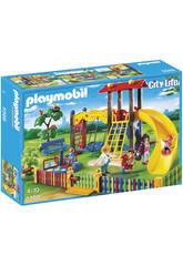 Playmobil Zona de Juegos Infantil