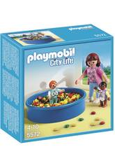 Playmobil Piscina di Palline