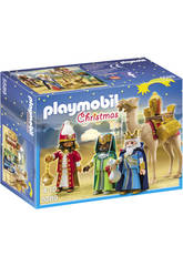 Playmobil Rois Mages