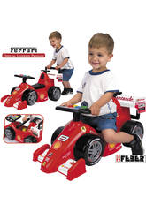 Ferrari Laufhilfe Formula 1