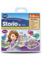 Jeu Princesse Sofia pour Storio 2 et 3S