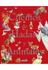 Livre histoires de fées et Animaux Susaeta Editions S2033001