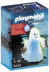 Fantasma do Castelo Playmobil com Led Multicolor
