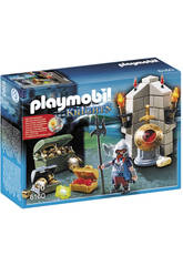 Playmobil Guardian del Tesoro del Rey