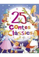 25 Contes Clàssics Catalán Susaeta 1048
