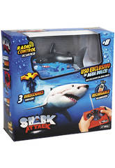 Radio Contrôle Shark Attack