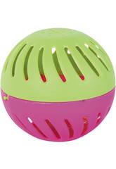 Boule de 11 cm. Splash avec Ballons