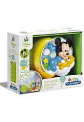 El Proyector de Baby Mickey Clementoni 17095