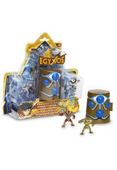 Egyxos Blister 2 Figuren + Transformationskammer