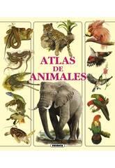 Livre Atlas d'Animaux Susaeta S0123