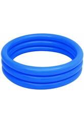 Piscina gonfiabile 3 anelli 183x33 cm Bestway 51027
