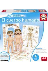 Imparo...Il corpo umano Educa 16472