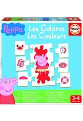 Apprendo i Colori Peppa Pig