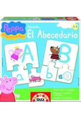 Apprends l´abécédaire Peppa Pig