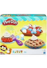 Manualidades Play-Doh Tartas de Rechupete HASBRO B3398