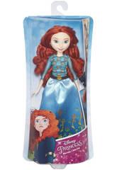Muñeca Princesas Disney Merida 30 cm HASBRO B5825