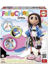 Muñeca Fofucha Emma Educa Manualidades 16375