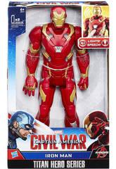 Iron Man Figurine Électronique