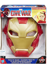 Avengers Iron Man, Maschera Elettronica