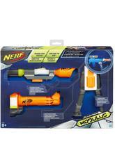 Nerf Elite Modulus Kit Largo Alcance