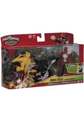 Power Rangers Moto Transformation Dino Charge