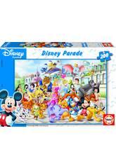 Puzzle 200 Défilé Disney