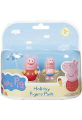 Peppa Pig Figura Peppa y sus Amigos