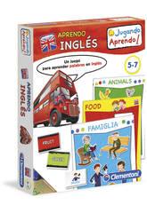 Lerne Englisch 4-6 Jahre