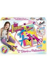 Diset Soy Luna Diario il catalogo di pattinaggio