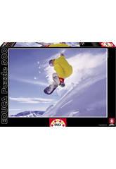 PUZZLE 500 Snowboard