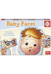 Baby Faces Educa 15864