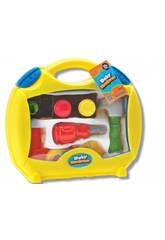 Maletin Kinderspielzeug-Werkzeuge