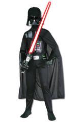 Déguisement Enfant Darth Vader EP7 Classique T-M