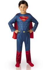 Déguisement Enfant Superman Doj Classic T-M