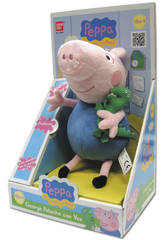 Peppa Pig Peluche avec Voix
