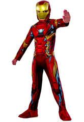 Disfraz Niño Iron Man CW Classic T-L Rubies 620581-L