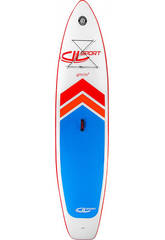 Tabla Padelsurf Stand-Up Arrow2 335x75x15cm. Ociotrends WH335-15