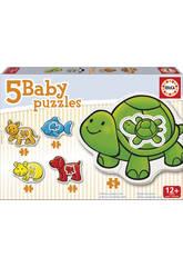 Baby Puzzle Animaux